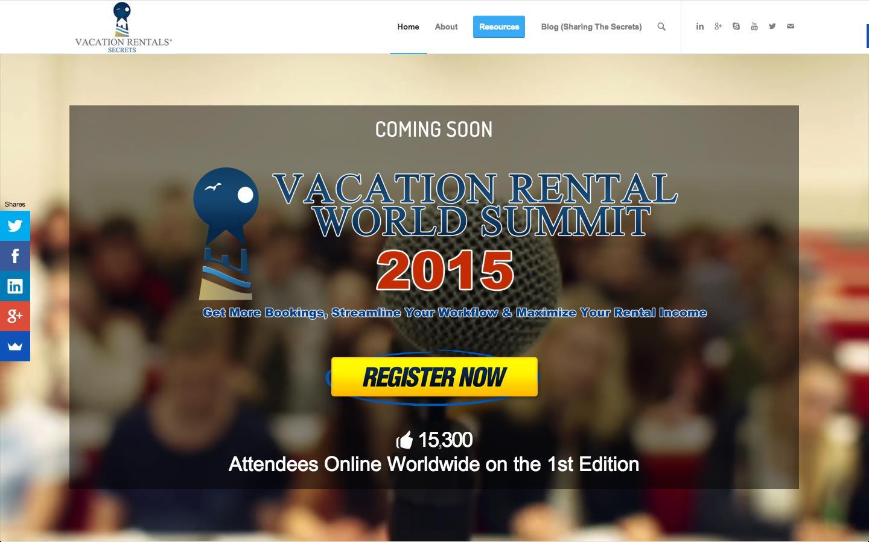 Vacation Rental Secrets